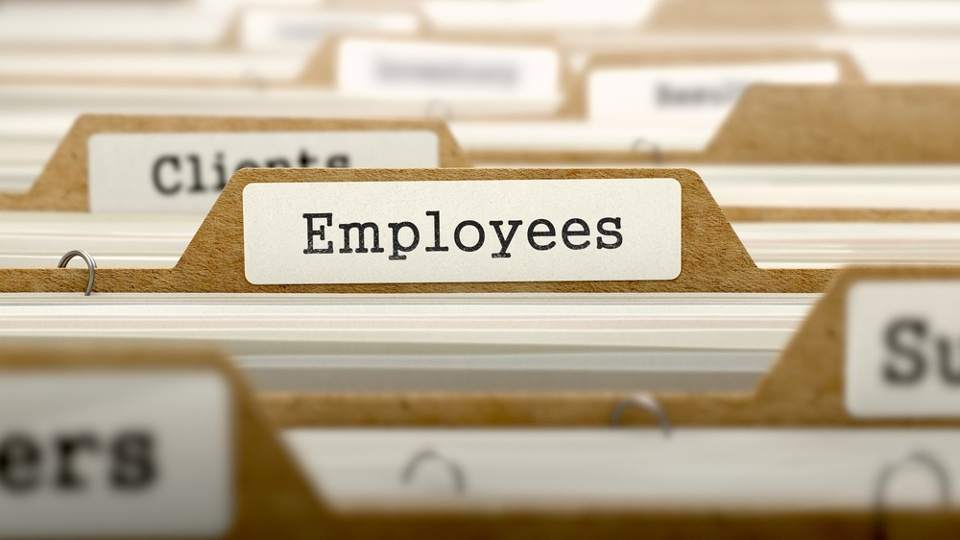Digitizing – the newest way to store employees' personnel files