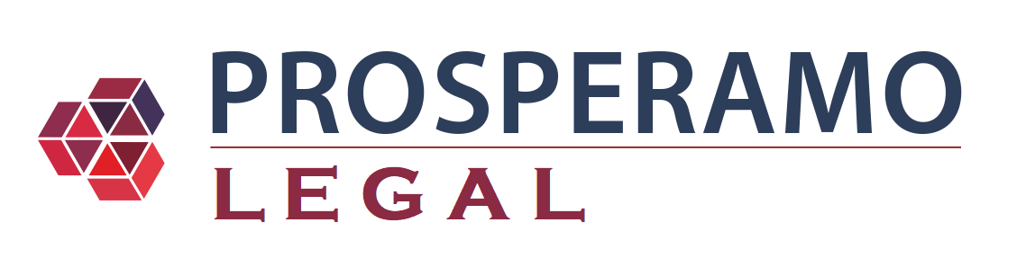 Legal Services, Law Firm, Prosperamo_Legal_Logo